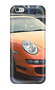 Anti-scratch And Shatterproof Porsche Gt3 Rs 16 Phone Case For Iphone 6 Plus/ High Quality Tpu Case(3D PC Soft Case)