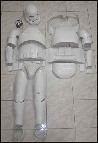 Star Wars Awakens TFA Stormtrooper Armor Costume Prop Kit -