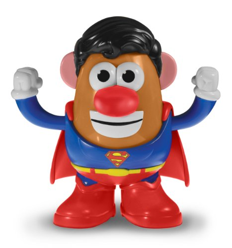 [DC Comics Superman Mr. Potato Head] (Mr Potato Head Costumes For Adults)