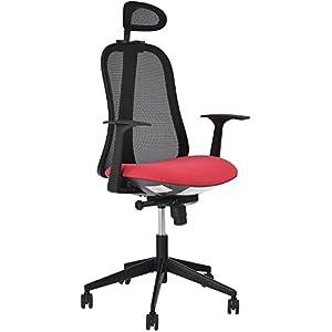 Merax Ergonomic Office Chair High Back Mesh Home Desk Chair Moder