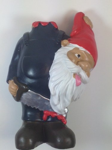 Headless Garden Gnome