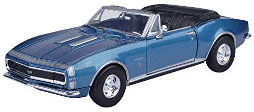 Motormax 1:24 1967 Chevy Camaro SS Convertible ()