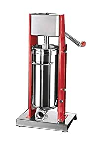 Tre Spade Sausage Stuffer - Manual Vertical Style 7 L Capacity