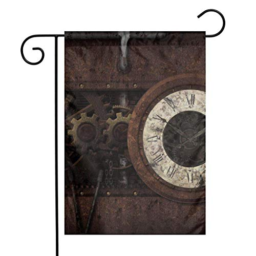 HOOSUNFlagrbfa Claire Perot We Will Rock You Home Garden Flag Vertical Spring Summer Decorative Rustic/Farm House Small Decor Yard Flags Set for Indoor & Outdoor Decoration 12x18 Inch