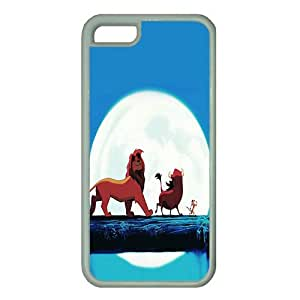 iphone 5c case,iphone 5c rubber cover Constructed from shock absorbent, shatterproof and anti scratch material,The Lion King