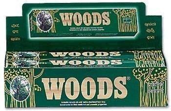 Woods Natural Incense - Wholesale (Fragrance Lamps Wholesale)