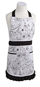 Now Designs Sally Apron, Jardin