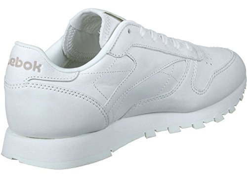 White Cl W Reebok Leather Suede Fbt Scarpa xY7SZSqn