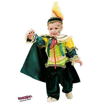 Disfraz vestido vestido disfraz Carnaval niño pequeño Peter Pan ...