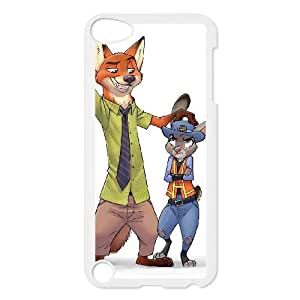 ipod 5 cell phone cases White Zootopia fashion phone cases UTE430836