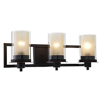 Amazon.com: Bronze   Vanity Lights / Wall Lights: Tools U0026 Home Improvement