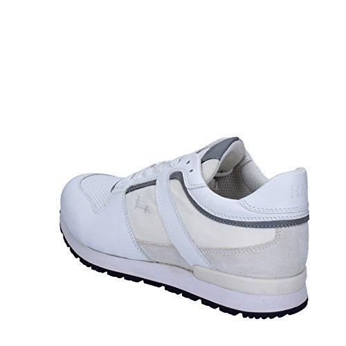 EU White Fashion Leather 42 Man BLAINE US 9 Sneakers HARMONT Textile amp; xE8z66