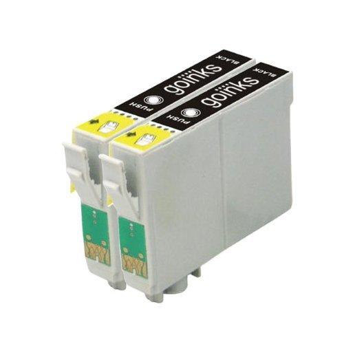 6 opinioni per 2 Compatibile Nero Cartuccia stampante per sostituire T0711 (T0891) per l'uso in