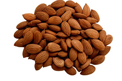NUTS U.S. - Sweet Raw Apricot Kernels (Seeds), No Shell (4 LB)