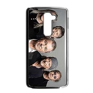 LG G2 Cell Phone Case Covers Black Deep Purple rnx
