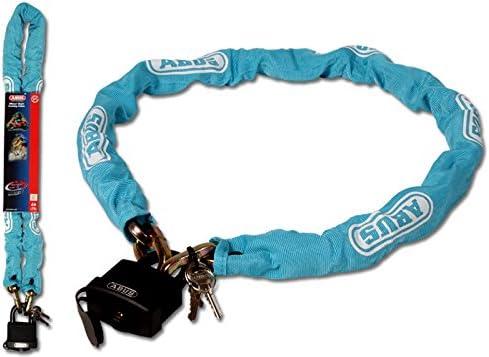 Abus candado para bicicleta cadena antirrobo Abus 70/50/8KS85 azul ...