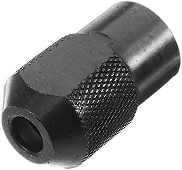 ZXY-NAN 6Pcs 1mm-3mm Brass Drill Chucks With 8x0.75mm Black Nut Fit For Rotary Tool