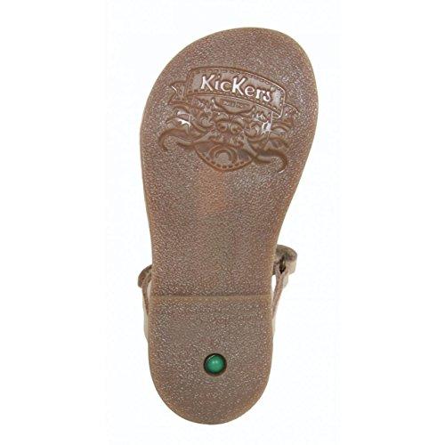 Sandales pour Fille KICKERS 469171-30 DIX ROSE CLAIR