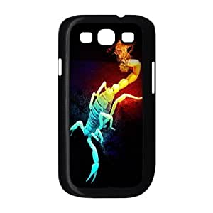 ALICASE Diy Back Case Scorpion For Samsung Galaxy S3 i9300 [Pattern-1]