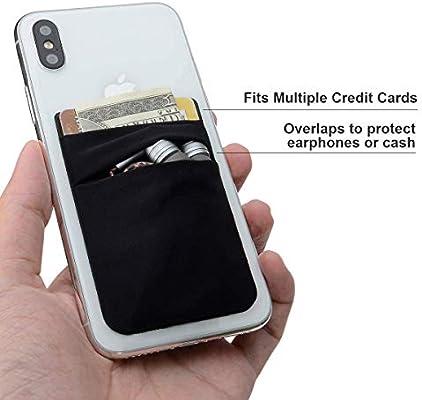 Amazon.com: Funda para tarjeta de crédito y tarjeta de ...