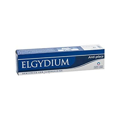 ELGYDIUM CREMA DENTAL 75 ML