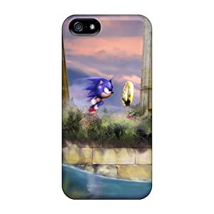 High Quality Sonic The Hedgehog Case For Iphone 5/5s / Perfect Case