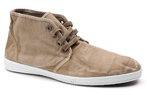 Natural World Eco Herren Canvas Sneaker Sneakers Turnschuhe Leinenschuhe