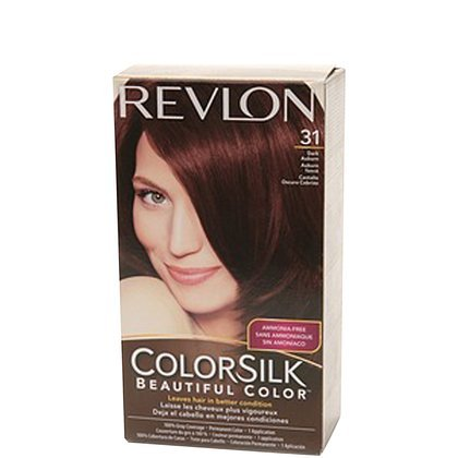 revlon coloration colorsilk 31 auburn fonc 3r - Revlon Coloration