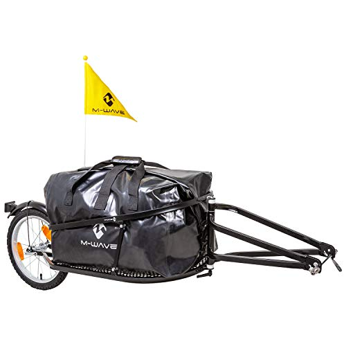 M-Wave Single Track 40 Bicycle Luggage Trailer