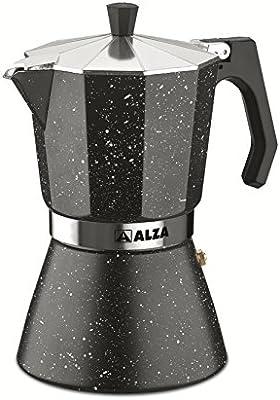 CAFETERA GUSTO 12 00352012 Cafetera italiana Alza: Amazon.es: Hogar