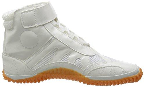 Matsuri Jikatabi Schuhe Jogging Direkt Weiß aus Festival Japan Marugo q4ntw5x
