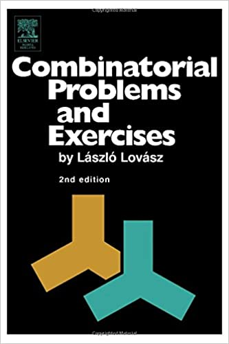 Combinatorial problems and exercises second edition l lovsz combinatorial problems and exercises second edition 2nd edition fandeluxe Images