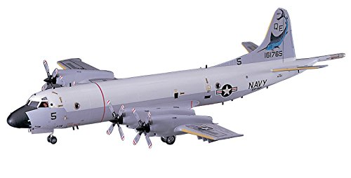 Navy Model Airplane - Hasegawa 1/72 (04015) P-3C Orion de l'US Navy