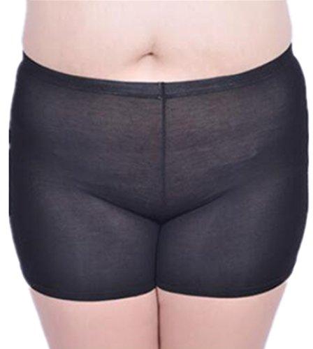 Zando-Womens-Cotton-Ultra-Thin-Soft-Stretch-Short-Modal-Plus-Size-Leggings