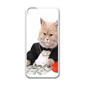 LJF phone case C-Y-F-CASE DIY Cute Cat Pattern Phone Case For phone iphone 6 4.7 inch