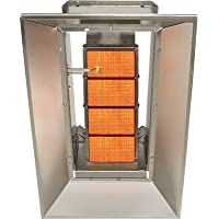 SunStar Heating Products Infrared Ceramic Heater - NG, 40,000 BTU, Model# SG4-N