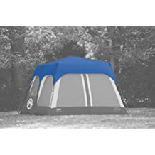 Coleman Accy Rainfly Instant 8 Person Tent Accessory, Blue, 14x10-Feet