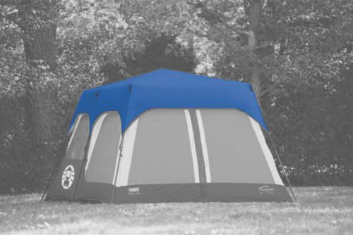 Coleman 8-Person Instant Tent Rainfly - Tent Cover Coleman