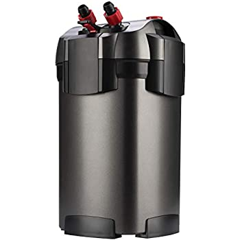 MarineLand Magniflow Canister Filter for Aquariums, Easy Maintenance