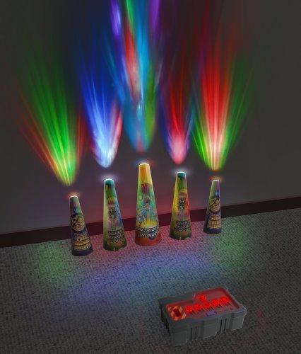 Fireworks Light Show Grand Finale Light Projector