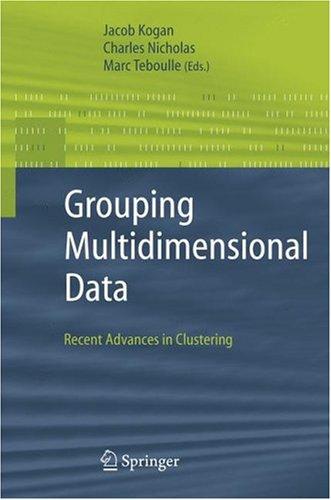 Download Grouping Multidimensional Data Pdf