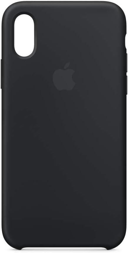 Apple Funda Silicone Case (para el iPhone XS) - Negro