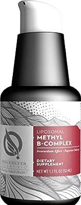 Quicksilver Scientific Methyl B Complex liquid Vitamin B 50ml