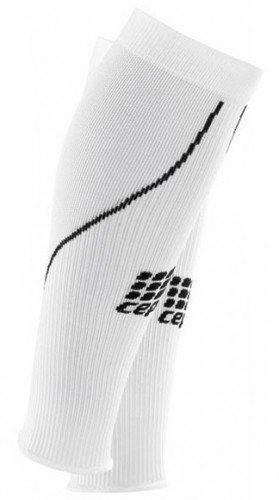 CEP Women's AllSports Compression Leg Sleeves - Size: Medium - White