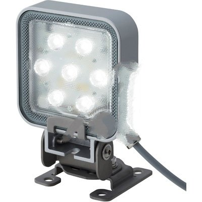 Patlite CLN-24-CD-PT , Super bright LED work light Daylight white- Pan & Tilt