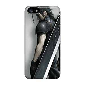 Fashion Protective Final Fantasy Soldier Case Cover For Iphone 5/5s by mcsharks