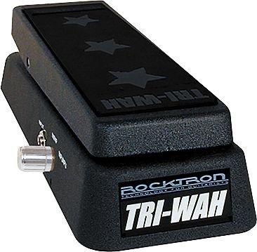 Rocktron Tri Wah Selectable Mode Wah Pedal by Rocktron