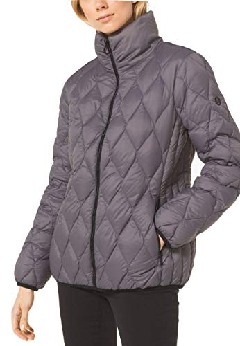 michael-michael-kors-womens-quilted-nylon-packable-down-jacket-slate-m-black