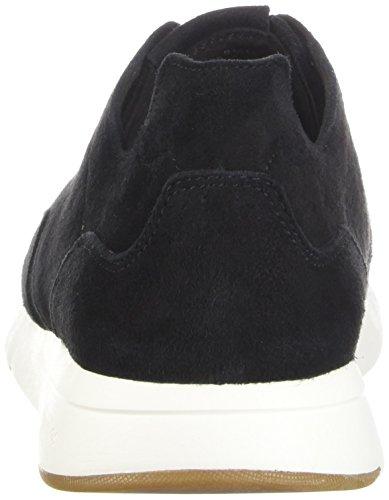 Grandpro Runner Cole Men's Haan Deconstructed Black Sneakers Suede EqIwawWB