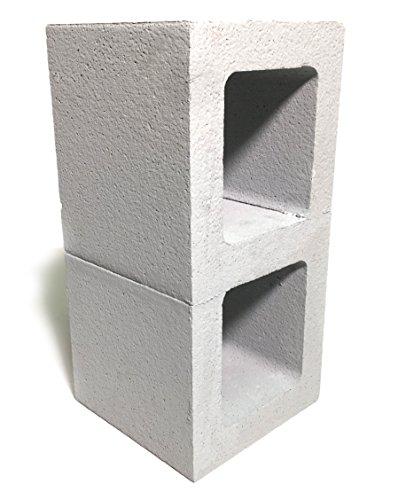 NewRuleFX Lightweight Polystyrene Cement Cinder Block Prop